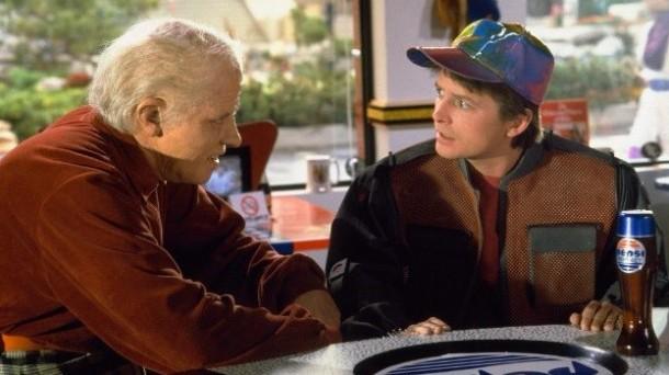 Marty McFly Pepsi