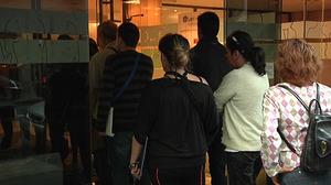 2.615 parados menos en Hego Euskal Herria en abril