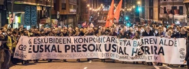 manifestación Bilbao Baiona manifestazioa 02