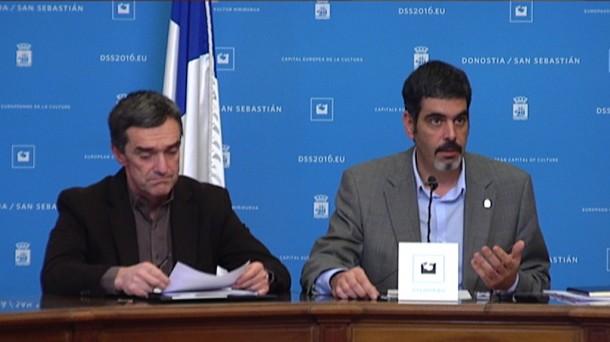 Fernández y Goia. Foto: EiTB