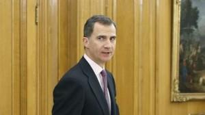 Espainiako erregeak gaur sinatuko du hauteskundeak deitzeko dekretua