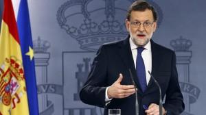 Rajoy dice que Sánchez no le ha pedido su apoyo para la investidura