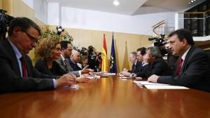 El PNV muestra al PSOE su 'voluntad de entendimiento'