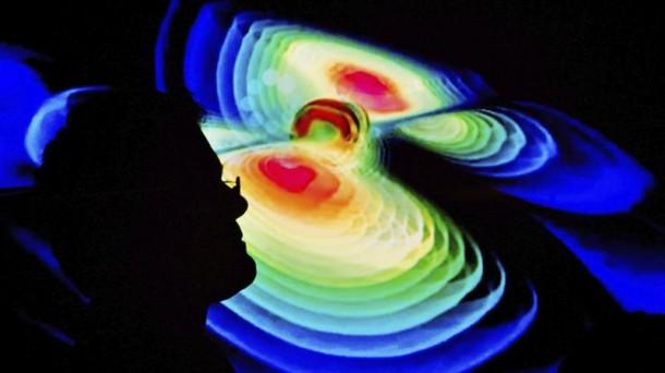 Ondas gravitacionales. Foto: EFE