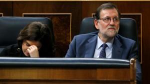 Rajoy acude a una investidura abocada al fracaso
