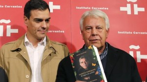 Felipe Gonzalez Pedro Sanchezengatik 'engainatuta' sentitzen da