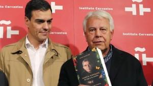 Felipe González se siente 'engañado' por Pedro Sánchez