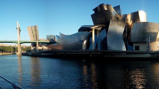 Guggenheim Bilbao Museoa. Foto/Argazkia: Gaizka López Rotaetxe.
