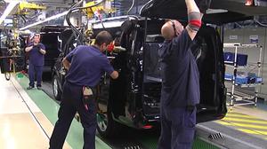 Destituyen al presidente del comité de empresa de Mercedes en Vitoria