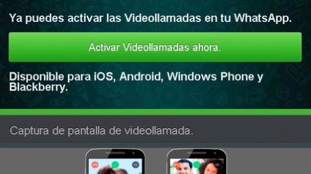 Fraude de videollamadas de Whatsapp. Foto: Oficina de Seguridad del Internauta.
