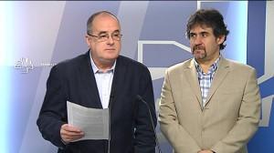 PNV y EH Bildu se unen en apoyo a Arraiz