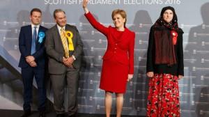 Los independentistas logran una amplia mayoría en Escocia