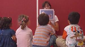 Suspenden el cambio de modelo de dos escuelas infantiles en Pamplona