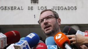 Maroto reitera ante el juez la 'repugnancia' que le produce Bárcenas