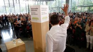 Otegi: 'La independencia debe servir para vivir mejor'