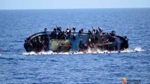 Al menos 45 personas mueren en el Mediterráneo, en un nuevo naufragio