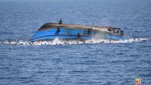 Más de 10.000 inmigrantes han sido rescatados en una semana en Libia
