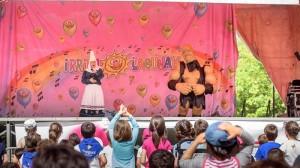 El Ibilaldia congrega en Durango a miles de euskaltzales