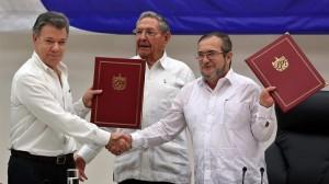 Las FARC anuncian el alto el fuego permanente y definitivo