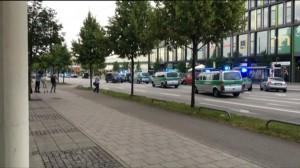Un joven alemán-iraní mata a 9 personas en un tiroteo en Múnich