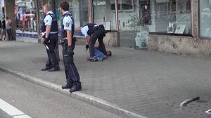 El atacante de Ansbach juró lealtad al ISIS en un vídeo
