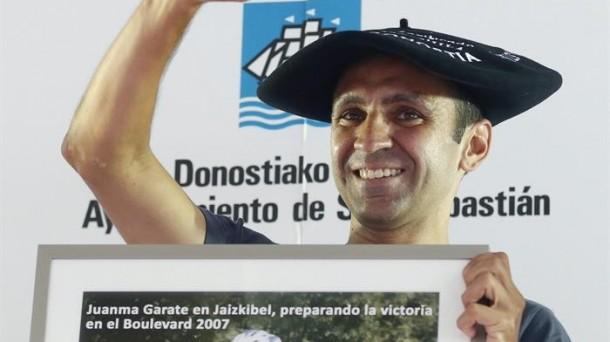 30 JULIO | La Clásica donostiarra homenajea a Juanma Gárate
