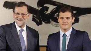PP y Ciudadanos alcanzan el acuerdo de investidura