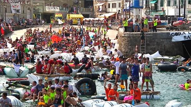 Abordaje pirata de las fiestas de la semana grande de for Cerrajeros donostia 24 horas