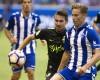 El Alavés busca ante el Granada su primera victoria en casa