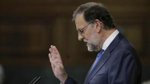 Se confirma el fracaso de Rajoy en la investidura