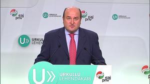 El PNV abrirá el jueves con EH Bildu la ronda para formar gobierno
