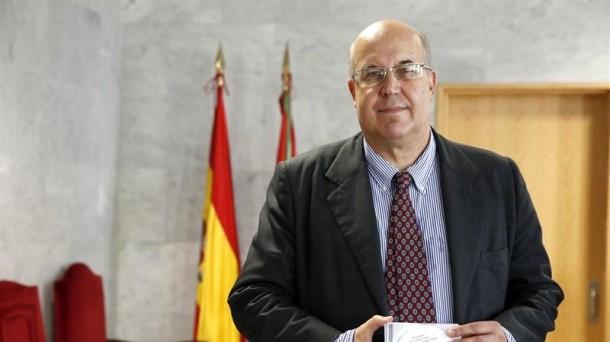 Calparsoro sostiene la última memoria del Ministerio Fiscal. EFE