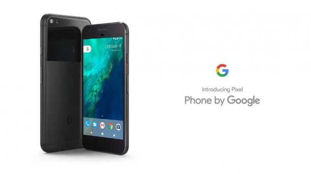 Google presenta sus nuevos smartphones Pixel y Pixel XL. Foto: @Google