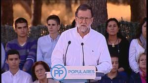 Rajoy ve 'muy razonable' la decisión de abstenerse del PSOE