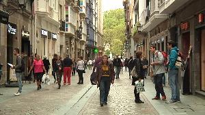 Los vascos creen que la política española necesita un 'cambio total'