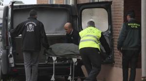 Los indicios apuntan que el guardia civil de Gipuzkoa mató a su mujer