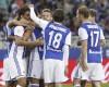 Cómoda victoria de la Real Sociedad contra el Alavés