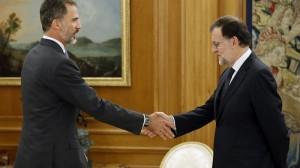 Larunbatean izendatuko dute Rajoy Espainiako Gobernuko presidente