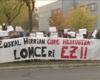 Mobilizazio jendetsuak Hego Euskal Herrian, LOMCEren aurka