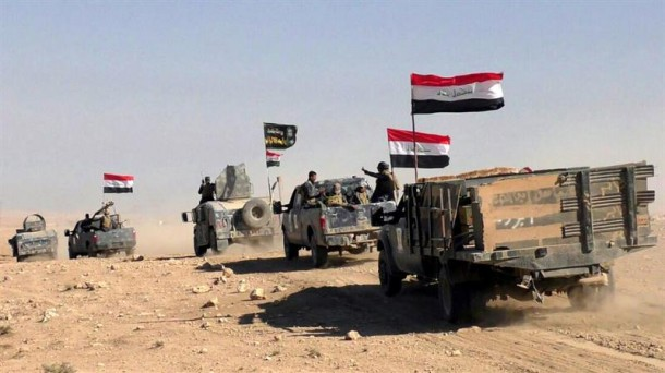 Resultado de imagen de ejercito iraquí Mosul