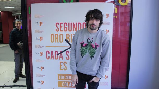 Diego Pérez. Foto: EiTB.