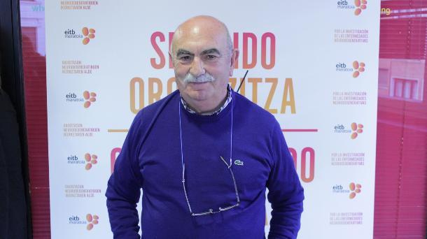 Jose Antonio Bastegieta 'Marko'. Foto: EiTB.