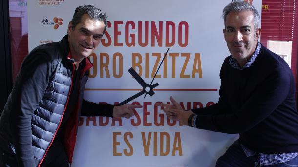Igor González de Galdeano, Patxi Alonso