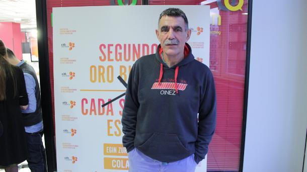 Jose Mari Agirretxe. Foto: EFE