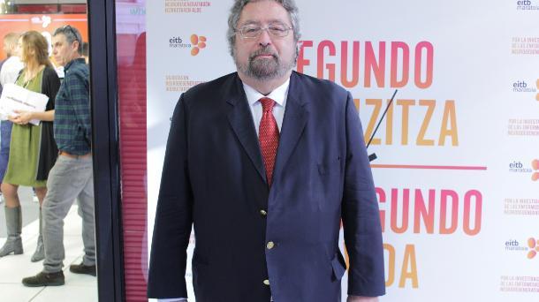 Manuel Lezertua. Foto: EITB