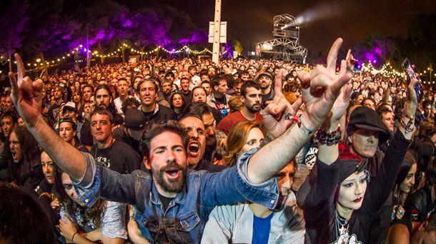 Azkena Rock Festival. Argazkia: Tom Hagen