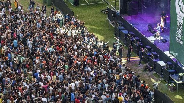 Bilbao BBK Live. Foto: EFE