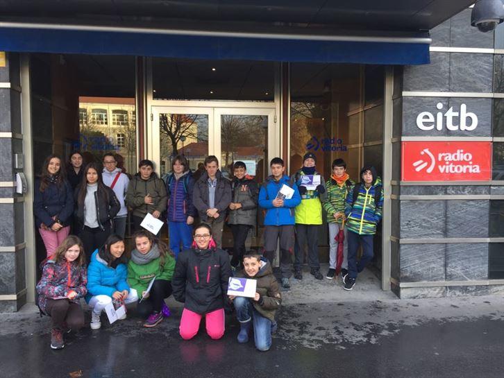 Ekialdea, 1ºC, 12.12.2017