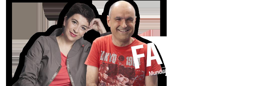 FAKTORIA Mundua, gure mundua, egunerokoa… irratia!